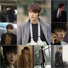"Shown here is Kim Jaejoong's ""Normcore Look"" in the #KoreanDrama #SPY.  His stylist said, '""Normcore"" is a mixed word of ""normal"" and ""hardcore"" and it means normal but not normal. This is the point of 'Normcore' look. SPY's Kim Sun Woo puts on basic items and adds a point for classy looks. Particularly, rather than following trends, focusing on professional attitude is the completion of 'Normcore look'."" Credit: bntnews.co.uk. #mensfashion #KimJaejoong #Jaejoong #김재중 #fashionicon #Korean…"