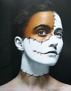Conceptual Makeup Ar