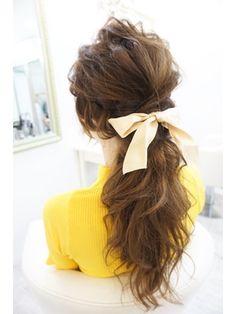 #weddinghair #ウェディングヘアアレンジ #編み込み #ローポニーテール /カット&ヘアセット ZIP 【ジップ】恵比寿をご紹介。2017年秋の最新ヘアスタイルを100万点以上掲載!ミディアム、ショート、ボブなど豊富な条件でヘアスタイル・髪型・アレンジをチェック。