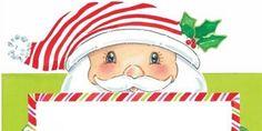 Cartas Papa Noel para imprimir