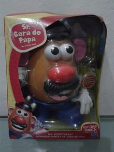 señor cara de papa- playscholl- mr potato