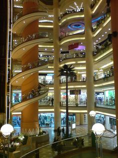 Cairo mall...the modern side of Cairo worth checking out! #treasuredtravel