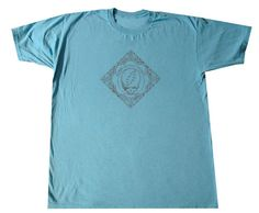 Grateful Dead Wood Cut - Solid – Blue Mountain Dyes - Free Shipping over $10