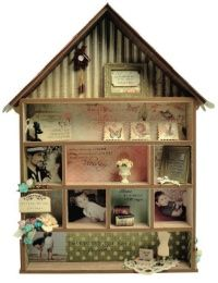 House shadow Box