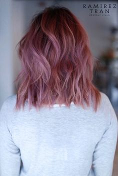 "Love this colour ..wish it looked more ""natural""...would like it more as a baylage/ombre I think"