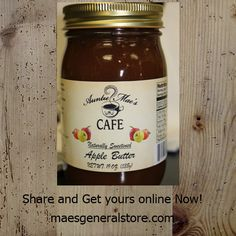 Share this post and help us get the word out!  Shop now at Mae's General Store!