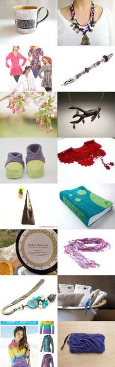 Gift guide  by Mayura on Etsy--Pinned with TreasuryPin.com