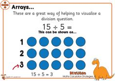 Teacher's Pet – Division Strategy Posters – FREE Classroom Display Resource – EY… Division Strategies, Division Activities, Math Strategies, Ks1 Maths, Gcse Math, Guided Maths, Teaching Division, Teaching Math, Teaching Ideas