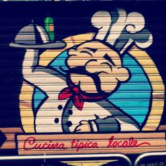 Chef #mistreetartour #milano #bocconi #milano2015 #milanocity #milanodavedere #milanodaclick #milanosiamonoi #milanosegreta #milanomonamour #street #streetart #streetpaint #streetartlovers #streetarteverywhere #streetigers #streetartitalia #streetartitaly #streetartmilano #graffiti #instagraffiti #instagraff #graffitiigers #murales #urbanart #stencilart by mistreetartour