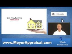 Must Appraisers Change Value Based On New Info During A Rov - http://www.youtube.com/user/MEYERAPPRAISAL