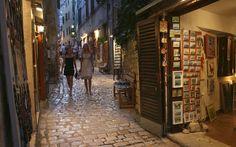 Rovinj, Croatia: Riviera-town chic collides with fishing-port charm in the most Italianate of Istria's coastal resorts. Rovinj Croatia, Dubrovnik, Split Croatia, Adriatic Sea, Honeymoon Ideas, Croatia Travel, Alfred Hitchcock, Albania, Eastern Europe