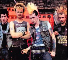 Charged GBH - 1981