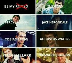 Maze Runner - Percy Jackson - Mortal Instruments - Divergent - The Fault In Our Stars - The Hunger  Games - Twilight -