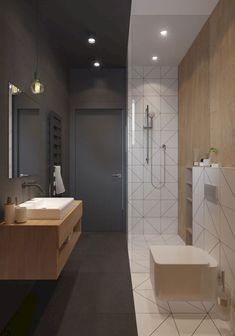 20 Awesome Scandinavian Bathroom Ideas