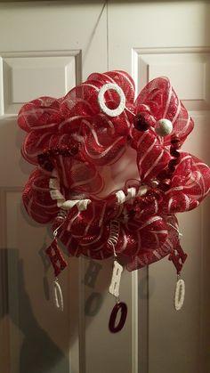 Ho Ho Ho wreath @ja.decorandmore