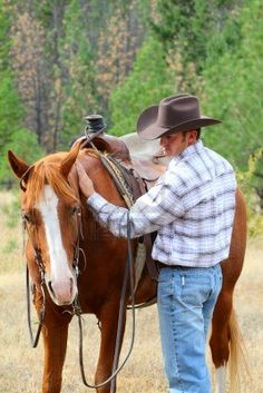 learn western riding and natural horsemanship in the States