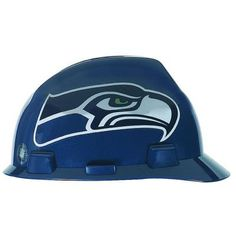MSA Safety Works Seattle Seahawks NFL Hard Hat-818441 - The Home Depot 2ce25745c18b