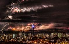 Jo' burg Storm - South Africa