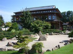 Bad Langensalza, Japanischer Garten Bad Langensalza, Wanderlust, Landscaping, Beautiful Places, Japanese, Mansions, House Styles, Plants, Home