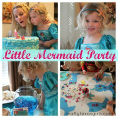 Evalina....cute, cute craft ideas for the party in here...Kelly