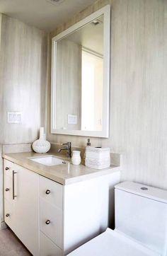 Classic bathroom design by Erika Winters Design