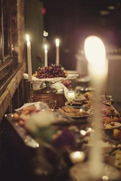 Kind of how I would like to setup a Thanksgiving feast