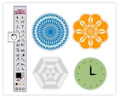 Great little tip I have forgotten about   Duplicate a Shape Using the Rotate Tool in InDesign CS5