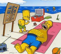 The Simpsons│ Los Simpson - - - - - - The Simpsons Movie, Simpsons Quotes, Simpsons Cartoon, Simpsons Characters, Cartoon Tv, Cartoon Shows, Homer Simpson, Lisa Simpson, Funny Wallpapers