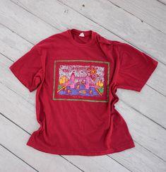 5047719c07695 Vintage Tower Bridge London T-shirt Size XL