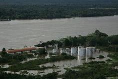 Maior enchente da história de Rondônia