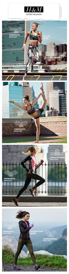 H&M Sport-Fashion