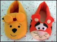 Crochet Shoes Pattern, Baby Shoes Pattern, Crochet Baby Shoes, Baby Crafts, Felt Crafts, Felt Baby Shoes, Doll Shoe Patterns, Baby Slippers, Baby Boots