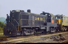 RailPictures.Net Photo: LN 118 Louisville & Nashville Alco RS-3 at Corbin, Kentucky by Ron Flanary
