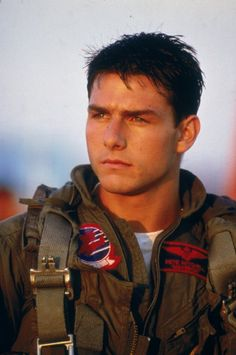 Tom Cruise - Looking beautiful in Top Gun. Glad i found my own version without the Scientology :-)