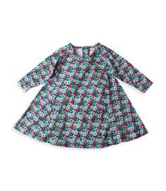 Edelweiss Toddler Raglan Trapeze Dress