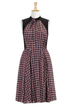 Shop women's fashion dresses, Party dresses, women's party dresses, womens long sleeve dresses | eShakti.com