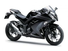 The new Ninja 300 Kawasaki-MAMA LIKEY:) I'll take it in white thank you :)