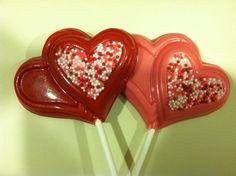 Valentines lollipops by Emily's Lollipop Shop/Facebook