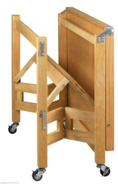 Plywood Projects, Wood Shop Projects, Diy Pallet Projects, Woodworking Projects Diy, Woodworking Shop, Woodworking Plans, Folding Desk, Folding Furniture, Space Saving Furniture