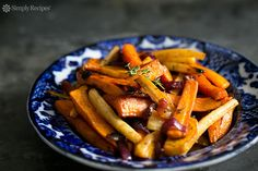 Try tossing root vegetables in a cider vinaigrette before roasting.