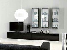 Tv Units, Wall Units, Living Room, Interior Part 86