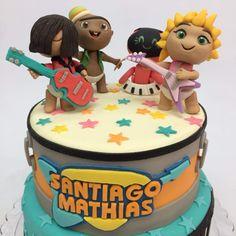 Rockers, Baby Beat, Rocket Cake, Rocket Power, Baby Rocker, Birthday Cake, Handmade, Valencia, Desserts