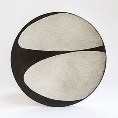 Latest handmade tableware ceramics by Lindsay Rogers Ceramics features black and white pottery for your table or display as your home decor.