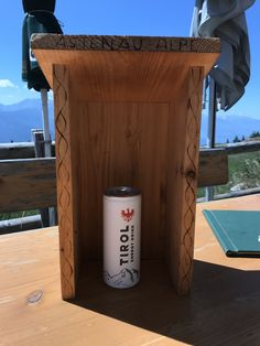 Schattenspender auf der Alpe Astenau Canning, Drinks, Shadows, Timber Wood, Drinking, Beverages, Drink, Home Canning, Beverage