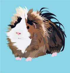 Guinea Pig II by ~pullmeoutalive on deviantART