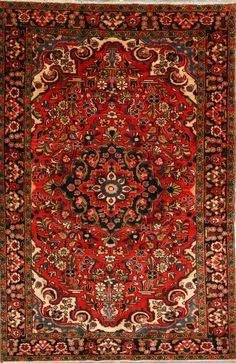 Buy Hamadan Persian Rug x Authentic Hamadan Handmade Rug Persian Rug, Bohemian Rug, Oriental, Old Things, Rugs, Handmade, Stuff To Buy, Persian Carpet, Farmhouse Rugs