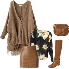 """Fall is Here"" by damali64 on Polyvore"