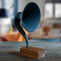 World`s First Bluetooth Gramaphone Gramovox | Cool Material