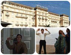 """Conheça 9 luxuosos hotéis """"estrela de cinema"""""""
