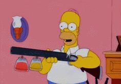 Mac Simpsons Collection...Fall 2014...OMG Soo Cool!!!! #GIF #Mac #Simpsons